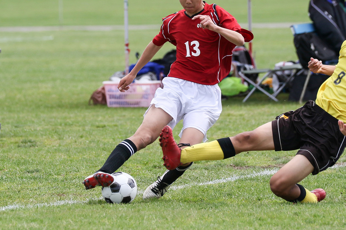 スポーツ外傷
